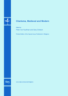 Special issue Charisma, Medieval and Modern book cover image