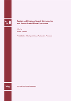 Special issue Design and Engineering of Microreactor and Smart-Scaled Flow Processes book cover image