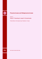 Special issue Pneumoviruses and Metapneumoviruses book cover image