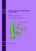 Special issue Molecular Science for Drug Development and Biomedicine book cover image