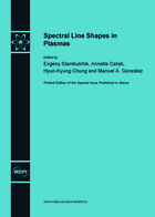 Special issue Spectral Line Shapes in Plasmas book cover image