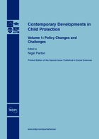 Special issue Contemporary Developments in Child Protection book cover image