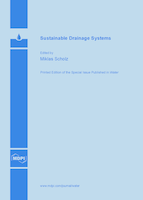Special issue Sustainable Drainage Systems book cover image