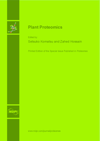 Special issue Plant Proteomics book cover image