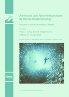 Special issue Advances and New Perspectives in Marine Biotechnology book cover image
