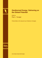 Special issue Geothermal Energy: Delivering on the Global Potential book cover image