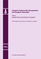 Special issue Inorganic Fullerene-like Nanoparticles and Inorganic Nanotubes book cover image