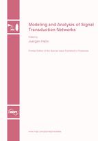 Special issue Modeling and Analysis of Signal Transduction Networks book cover image