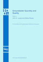 Special issue Groundwater Quantity and Quality book cover image