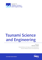 Special issue Tsunami Science and Engineering book cover image