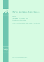 Special issue Marine Compounds and Cancer book cover image