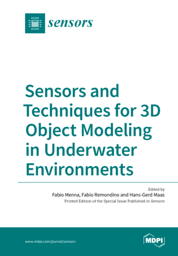 Sensors and Techniques for 3D Object Modeling in Underwater Environments