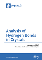 Special issue Analysis of Hydrogen Bonds in Crystals book cover image