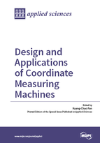 Special issue Design and Applications of Coordinate Measuring Machines book cover image
