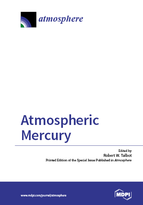Special issue Atmospheric Mercury book cover image