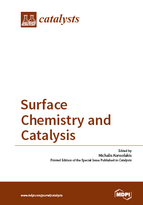 Special issue Surface Chemistry and Catalysis book cover image