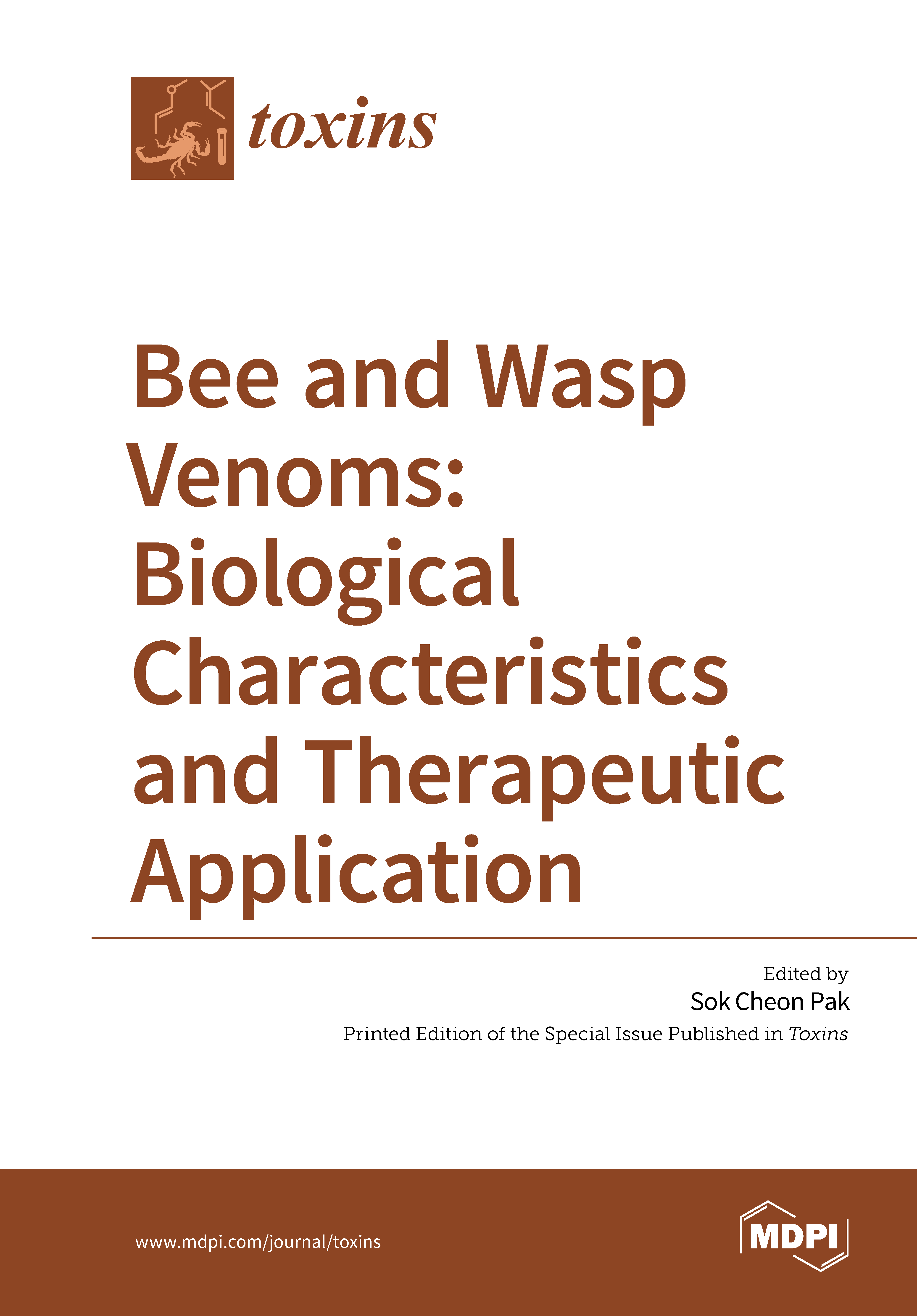 Bee and Wasp Venoms: Biological Characteristics and Therapeutic Application