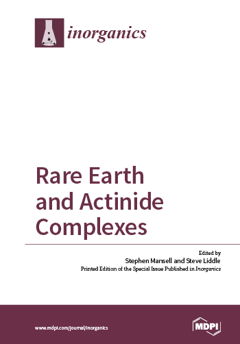 Rare Earth and Actinide Complexes