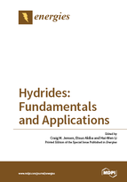 Special issue Hydrides: Fundamentals and Applications book cover image