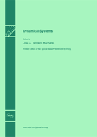 Special issue Dynamical Systems book cover image