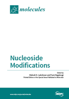 Special issue Nucleoside Modifications book cover image