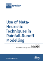 Special issue Use of Meta-Heuristic Techniques in Rainfall-Runoff Modelling book cover image