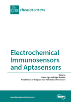 Special issue Electrochemical Immunosensors and Aptasensors book cover image