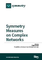 Special issue Symmetry Measures on Complex Networks book cover image