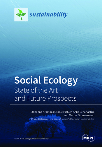Social Ecology State of the Art and Future Prospects