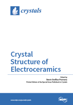 Special issue Crystal Structure of Electroceramics book cover image