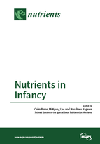 Special issue Nutrients in Infancy book cover image