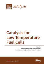 Special issue Catalysis for Low Temperature Fuel Cells book cover image