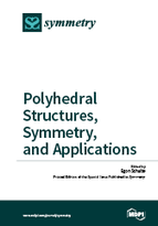 Special issue Polyhedra book cover image