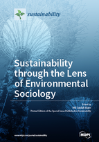 Special issue Sustainability through the Lens of Environmental Sociology book cover image