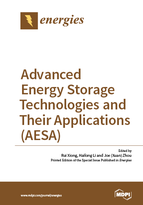Special issue Advanced Energy Storage Technologies and Their Applications (AESA) book cover image