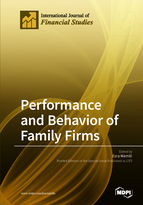 Special issue Performance and Behavior of Family Firms book cover image