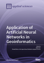 Special issue Application of Artificial Neural Networks in Geoinformatics book cover image