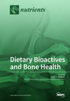 Special issue Dietary Bioactives and Bone Health book cover image
