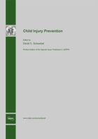Special issue Child Injury Prevention book cover image