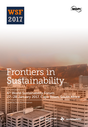 Frontiers in Sustainability 2017