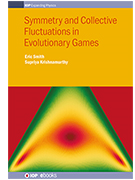 Symmetry and Collective Fluctuations in Evolutionary Games