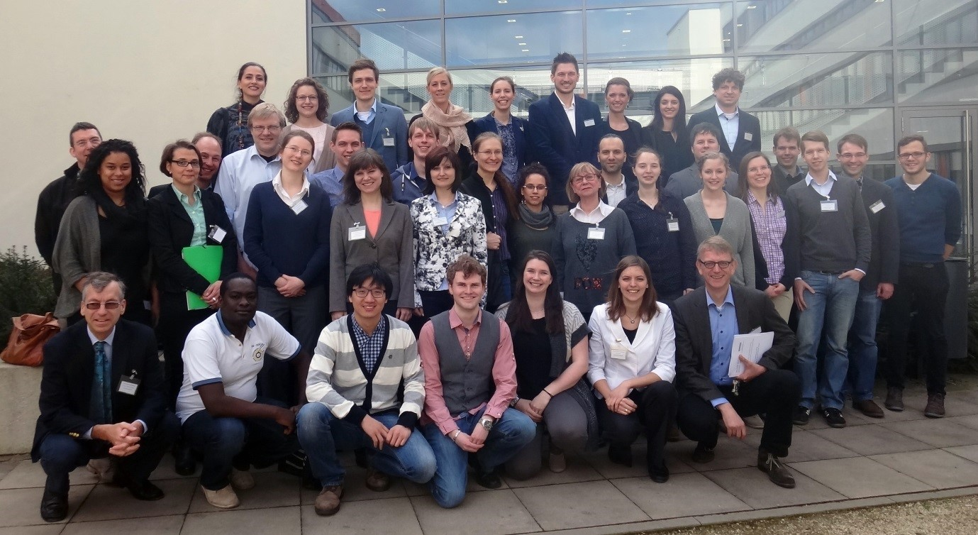 Proceedings of the the 4th Young Researcher Meeting, Münster, March 13-14, 2015.jpg